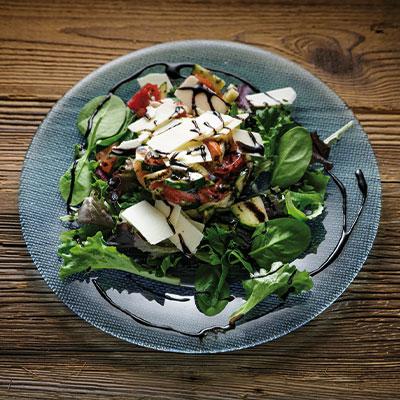 packshot studio photo plat salade restaurant