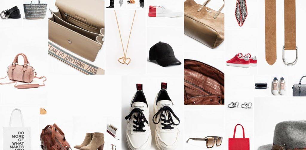 retouche PackShot photo produit accessoire mode sac bijoux chaussure sac pendentif casquette cravate