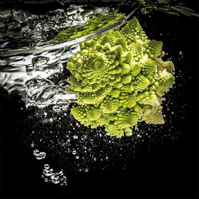 packshot photo légume produit