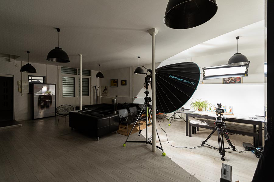 Agence packshot photo video studio