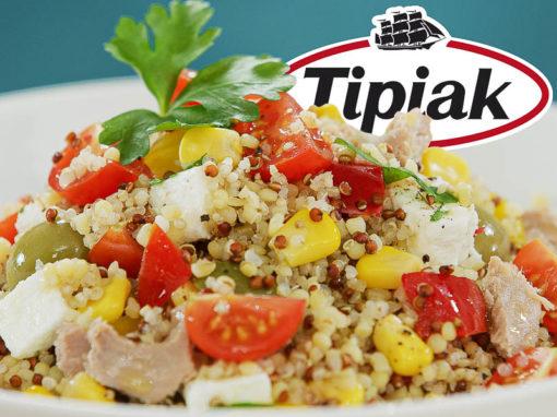 Tipiak, le quinoa y'a d'la joie !